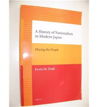 A History of Nationalism in Modern Japan