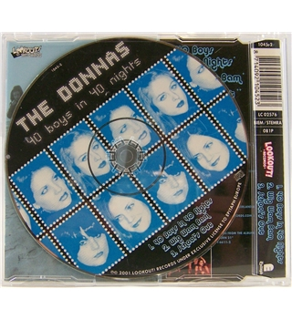 The Donnas - 40 boys in 40 nights