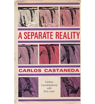 A Separate Reality - Carlos Castaneda - First GB Edition