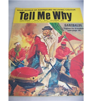 Tell Me Why magazine, No 21, 18 January 1969