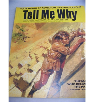 Tell Me Why magazine, No 35, 26 April 1969