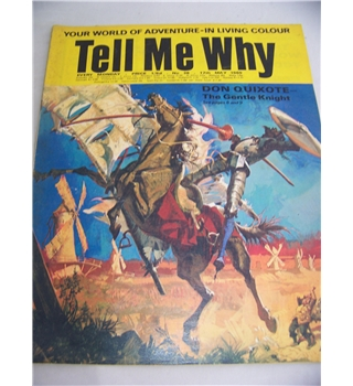 Tell Me Why magazine, No 38, 17 May 1969