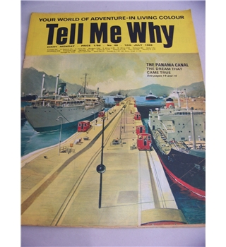Tell Me Why magazine, No 46, 12 July 1969