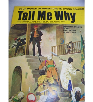 Tell Me Why magazine, No49, 2 August 1969