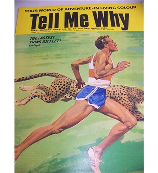 Tell Me Why magazine, No 57 September 1969