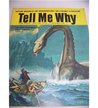 Tell Me Why magazine, No 62, 1 November 1969