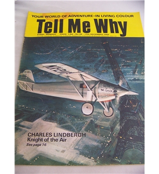 Tell Me Why magazine, No 68, 13 December 1969