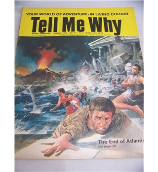 Tell Me Why magazine, No 77, 14 February 1970