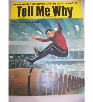 Tell Me Why magazine, No 79, 28 February 1970