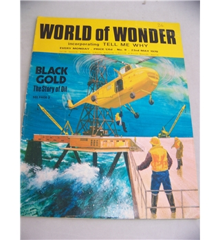 World of Wonder magazine, No 9, 23 May 1970