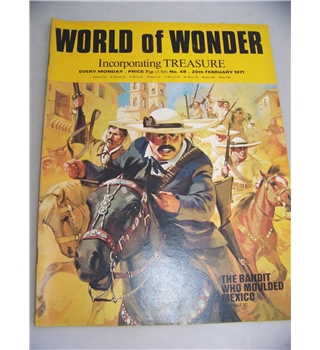 World of Wonder magazine, No 48, 20 February 1971