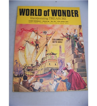 World of Wonder magazine, No 56, 17 April 1971