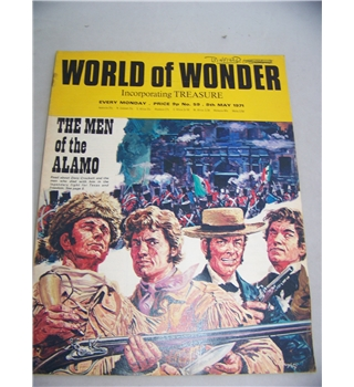 World of Wonder magazine, No 59, 8 May 1971