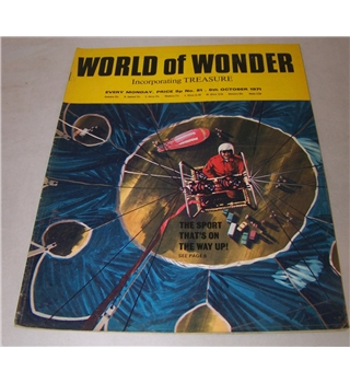 World of Wonder magazine, No 81, 9 October 1971