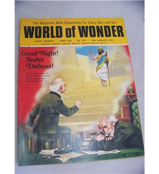 World of Wonder magazine, No 147, 13 January 1973