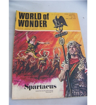 World of Wonder magazine, No 171, 30 June 1973