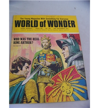 World of Wonder magazine, No 192, 24 November 1973