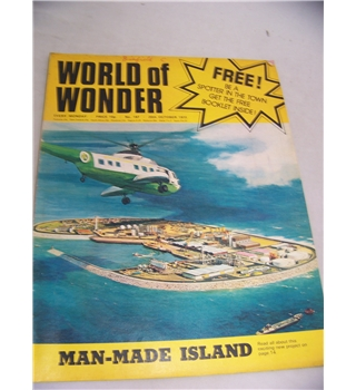 World of Wonder magazine, No 187, 20 October 1973