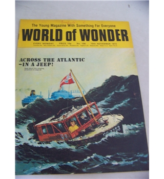 World of Wonder magazine, No 190, 10 November 1973