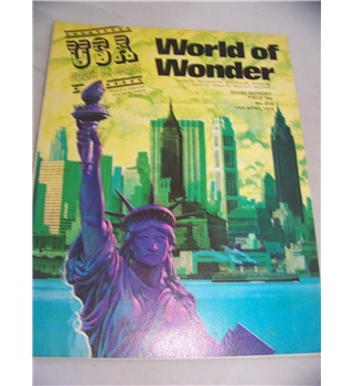 World of Wonder magazine, No 212, 13 April 1974