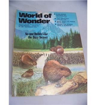 World of Wonder magazine, No 209, 23 March 1974