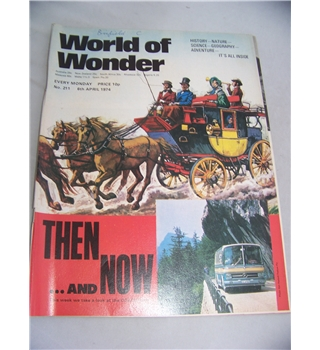 World of Wonder magazine, No 211, 6 April 1974