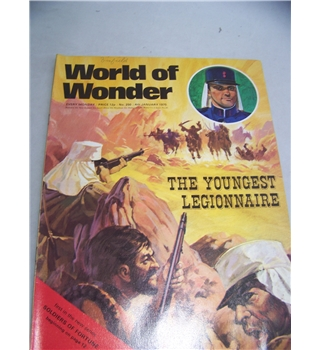 World of Wonder magazine, No 250, 4 January 1975