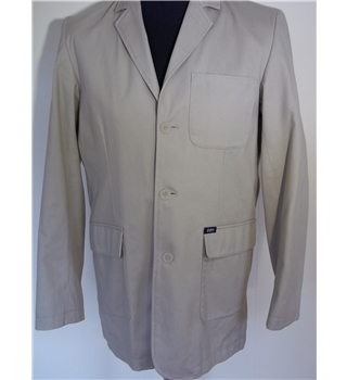 "Cotton Traders Size 38"" Chest Beige Jacket"