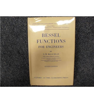 Bessel Functions for Engineers