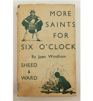 More Saints for Six O'Clock