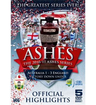 The Ashes series 2010/2011 - The official highlights