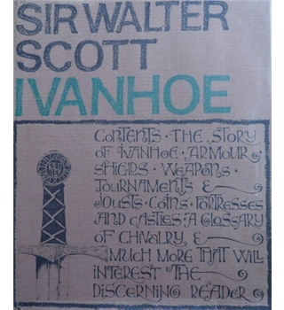 Ivanhoe - Sir Walter Scott - Illustrated by Christopher Bradbury