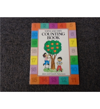 Topsy and Tim's Counting Book