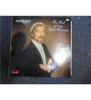 The gentleman of music - The Best of my Gold Records - James Last - PODVC 7