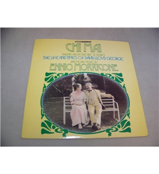 "chi mai (whoever) ennio morricone (7"" single) - resl 92"