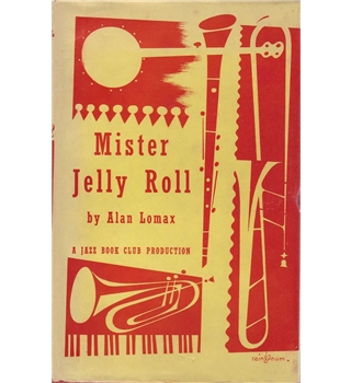 Mister Jelly Roll - Jazz Book Club