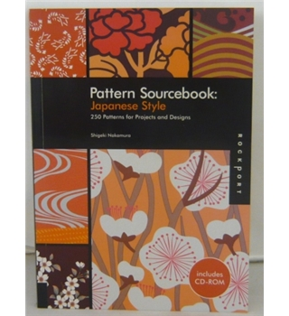 Pattern Sourcebook - Japanese style