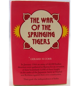 The War of the Springing Tigers