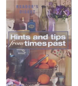 Hints and tips from times past