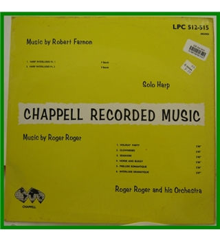 Chappell Records Music - The Melodi Light Orchestra - LPC 413-418