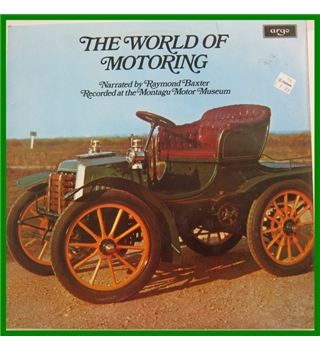 The World of Motoring. - Various - SPA/A 191