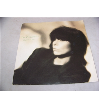 "Hymn to Her The Pretenders (7"" single)  - yz93"