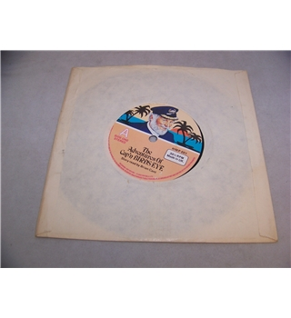 "The Adventures of Cap'n Birds Eye Read by Brian Cant (7"" single) - hmp 001"