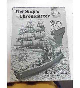 The ship's chronometer