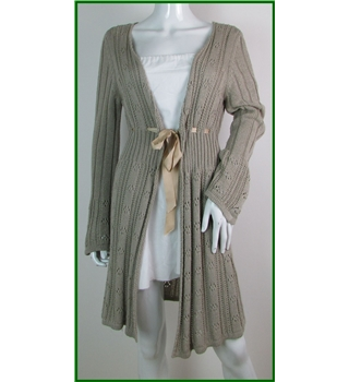 Phase Eight - Size: XL - Beige - Cardigan