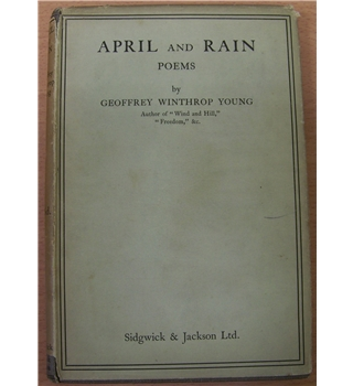 April and Rain Poems