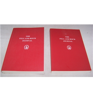 The Fell and Rock Journal, nos 78 & 79, Vol XXVII Nos I & II (2 volumes)
