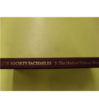 The Lute Society Facsimiles