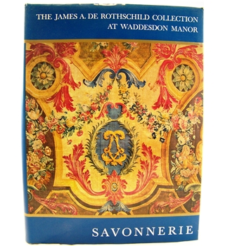 The James A. De Rothschild Collection at Waddeston Manor - The savonnerie