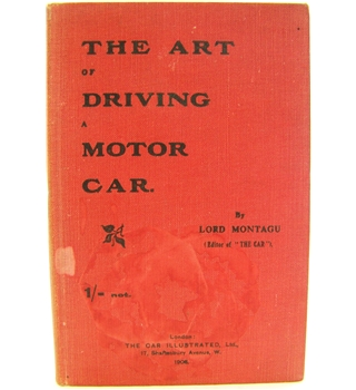 The Art of Driving a Motor Car